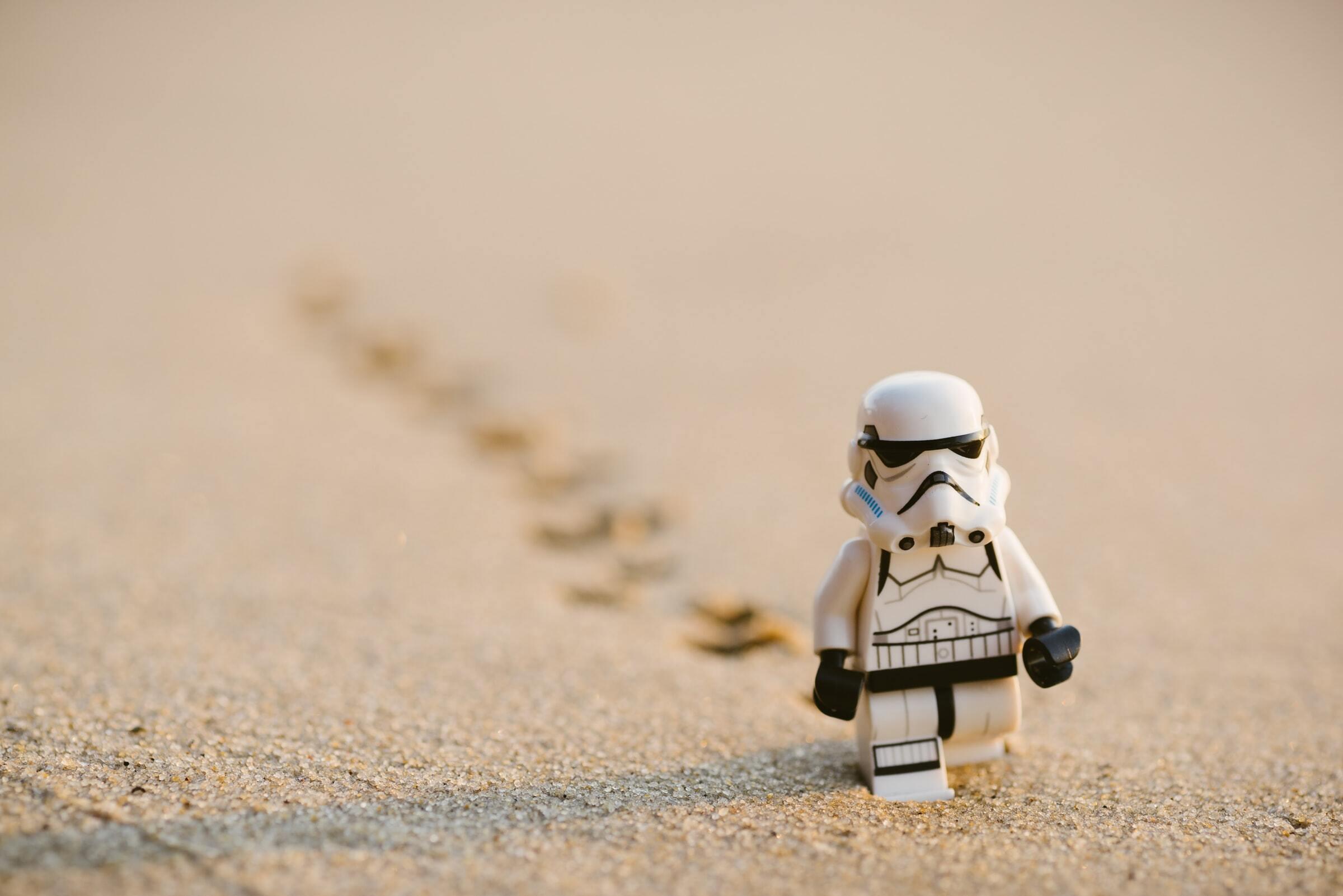 How does Lego crowdsourcing work? @GoldenNinja3000 talks us through his Ninjago success story